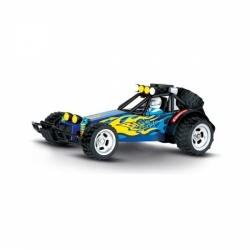 121004 Carrera R/C auto Buggy Blue Scorpion