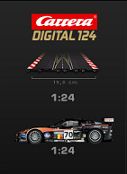 Carrera Digital 1:24